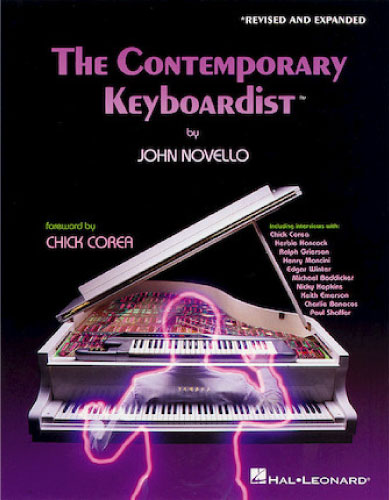 The Contemporary Keyboardist book cover