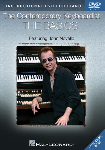 The Contemporary Keyboardist DVD cover